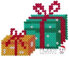 Julegaver af Hama perler