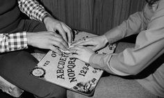 Ouija board The ideomotor effect says that people can move or move something without their conscious mind realizing it.
