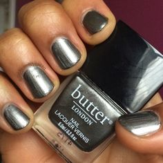 Butter London Earl Grey (Winter 2015 Steampunk Ball; Gilded Gears collection)