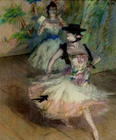 Spanish Ballerinas   ??