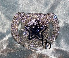 Bling Pacifiers : Sassy Pacifiers : Pacifier Bling : Baby Bling Pacifiers