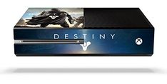 Destiny Limited Edition Game Skin For Xbox One Console, 2015 Amazon Top Rated Faceplates, Protectors & Skins #VideoGames