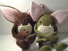 My newest creatures, The Weeglins - TOYS, DOLLS AND PLAYTHINGS