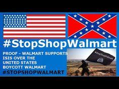 #StopShopWalmart  -  Fascist Corporation