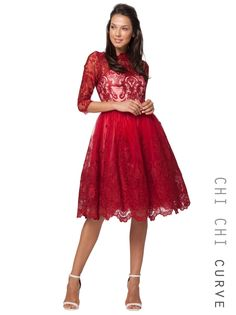 Chi Chi Curve Aviana Dress – chichiclothing.com