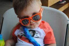 #baby #cousin #lovethisface #sunglasses #michalannphotography