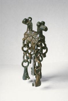 Viking age / Finnish / Horsependant /Salla