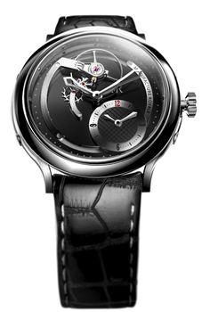 TimeZone : Industry News » N E W M o d e l - Manufacture Royale 1770 Haute Voltige