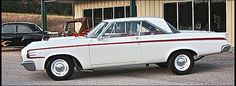 1964 Dodge Polara 440 426 CI, 4-Speed presented as lot F200 at Kansas City, MO 2012 - image4