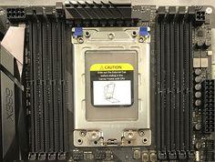 ASRock Demos X399 'ThreadRipper' Motherboards: M.2, U.2, 10 GbE, & More - http://ityy.org/asrock-demos-x399-threadripper-motherboards-m-2-u-2-10-gbe/