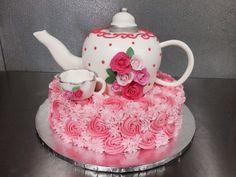 Tea Party Cake!