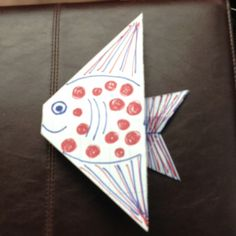 Cool Easy Origami Fish