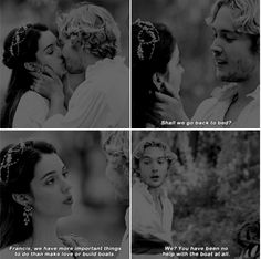 """#Reign 3x05 """"In A Clearing"""" -  Mary and Francis"""