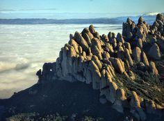 Muntanyes de Montserrat a Barcelona #Catalonia #Catalunya #Barcelona