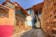 Kissin' Houses, Kula,  Turkey