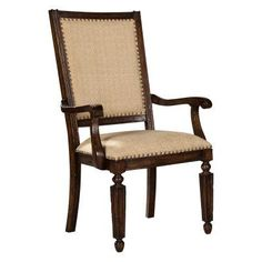 Hekman Canyon Retreat Dining Arm Chair - 942806CY