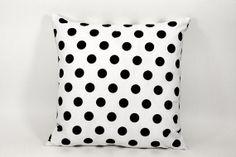 Decorative Pillow Case Cotton White Throw pillow by svetastyle, $19.00