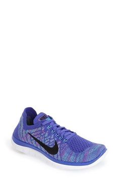Nike+'Free+4.0+Flyknit'+Running+Shoe+(Women)+available+at+#Nordstrom