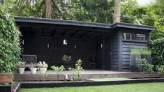 Witchy room for me, tea and tarot for friends Pergola, Gazebo, Backyard Sheds, Backyard Landscaping, Outdoor Rooms, Outdoor Living, Pavillion, Garden Cabins, Garden Structures