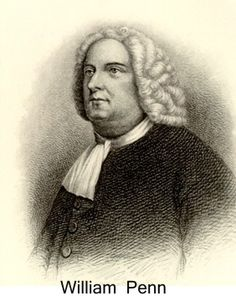 William Penn- Use the picture for notebooks