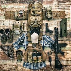 Survival Items, Survival Gear, Tactical Survival, Tactical Gear, Armas Airsoft, Edc, Special Forces Gear, Battle Belt, Tactical Operator