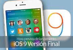 ¡Llegó el día de salida de iOS 9! – Hora prevista de lanzamiento de la versión final en diferentes países