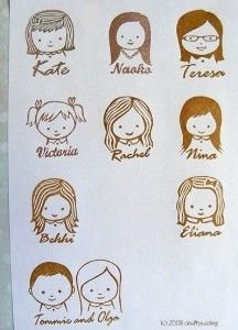 Custom Name Stamp | review | Kaboodle