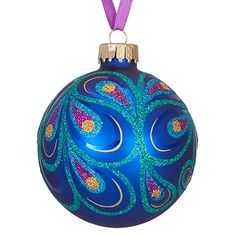 Image result for jewel tone christmas decorations