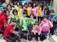 #AKB48 #SKE48 #NMB48 #HKT48 #乃木坂46