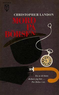Christopher Landon - Mord på börsen by P-E Fronning