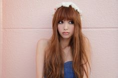 emi Suzuki , Japanese model