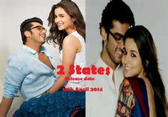 #2States Has Third Highest Collection For 2014 on Weekend ...  Read More AT: http://www.joinfilms.com/news/film-news/2-states-box-office-report