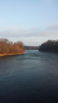 Paris Ont Grand River. ..no fog today