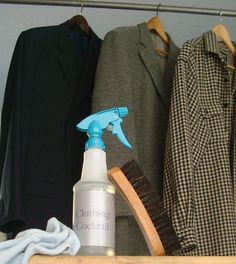 "Bye-Bye, Dry Cleaning: Green Your Dry Cleaning -- ""We often think fine clothing must be dry cleaned, and for delicate and shrinkage-prone fabrics, alternatives are scarce."