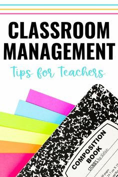Whether you're a brand new teacher, a veteran, or somewhere in between, you've probably encountered a challenging student or two in the classroom. I know I have. It's important to create an environment that is welcoming, but also one where learning can take place. Here are some classroom management tips to help you maintain that balance.