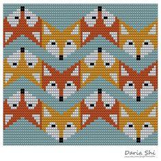 Crochet Bag Tapestry Design 21 New Ideas Cross Stitching, Cross Stitch Embroidery, Cross Stitch Patterns, Tapestry Crochet Patterns, Loom Patterns, Design Patterns, Design Ideas, Pattern Ideas, Design Art