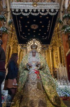 La Hermandad de la Macarena ha celebrado este jueves 18 de diciembre, el día de…