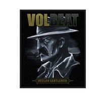 Volbeat Outlaw Gentlemen Patch