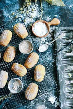 Gluten Free Madeleines with Vanilla Bean Custard AND glutenfree all recipes!