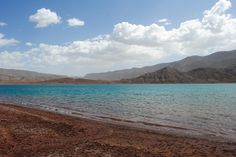 The legendary lakes of Isli and Tislit (Bride and Groom) #Imilchil #Morocco