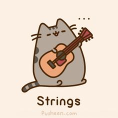 Image result for pusheen gif