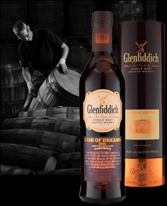 Glenfiddich Single Malt Scotch Whisky - great way to wind down