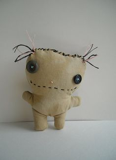 Monster Elizabeth by junkerjane, via Flickr