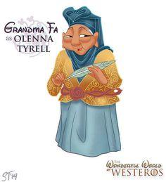 "Mulan | Disney Princesses As ""Game Of Thrones"" Characters"