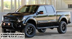 2014 Ford F-Series Regency Black Hawk Lifted Truck Showcase Listing