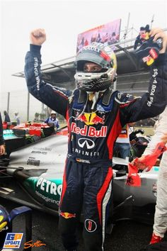 Sebastian Vettel, Red Bull, 2012 Brazilian Formula 1 Grand Prix, Formula 1