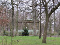 Bruxelles, parc de Bruxelles