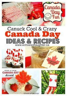 Canada Day **July 1st** Lots of ideas to celebrate! Galiano Island.