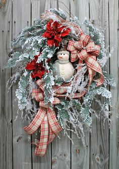 Frosty the Snowman's Winter Wonderland Winter by FloralsFromHome, $183.00