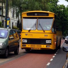 Oude VAD bus